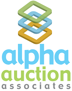 Alpha Auction Associates Logo